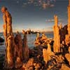 Last Light on South Tufa