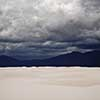 White Sands Monsoon