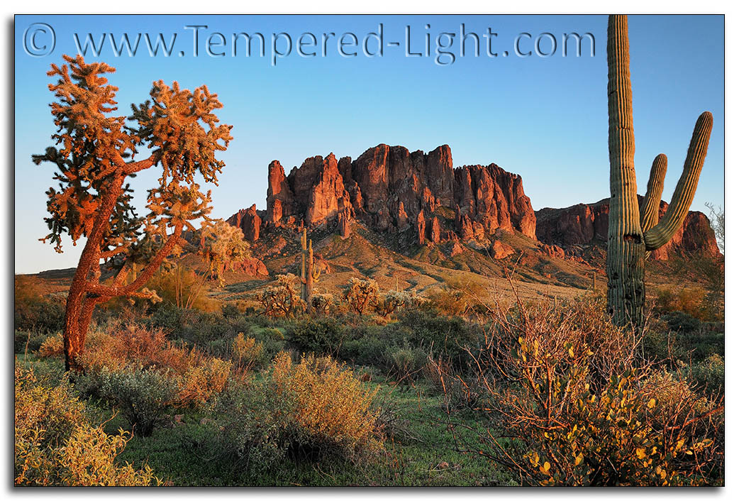 Superstition Sunset